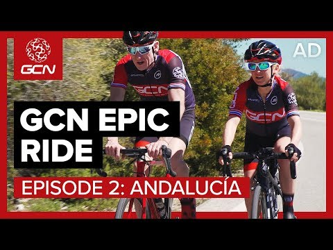 GCN's Rides To Do Before You Die | Ep.2 Andalucía, Spain
