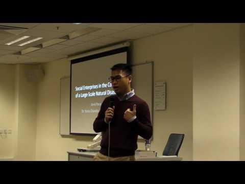 Arnil PARAS, Disaster Response Social Enterprise