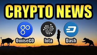 Even The Bears Admit Bitcoin Will Grow! Dash | OmiseGO | IOTA | Cryptocurrency News