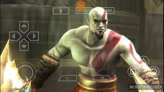 Ppsspp gold 1.5.4/1.6.3 settings  god of war gost of Sparta & chains Olympus