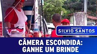 Câmera Escondida: Ganhe Um Brinde