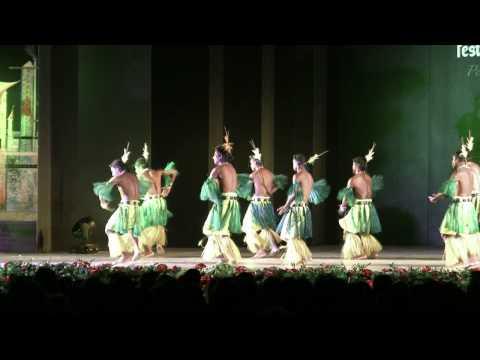 festival dei Cuori Tarcento 2009 - Futuna Fatuana Cultural Group 2-VANUATU.mpg