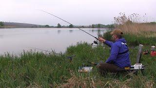 РЫБАЛКА МЕЧТА ловля карася на НАРОДНЫЙ ФЛЭТ МЕТОД ФИДЕР рыбалка с ночовкой flat method feeder F1