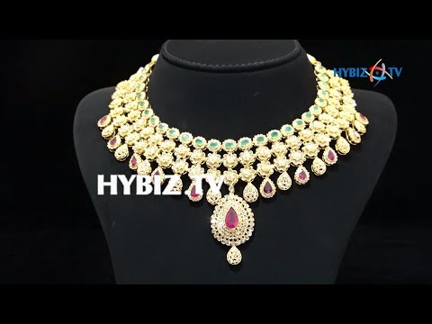 Uncut Diamond Necklace choker Bridal Collections-Malabar Gold and Diamonds | Hybiz