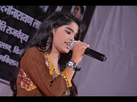 Panthi Geet - Singer Garima & Swarna Diwakar - Swadeshi Mela 2016 - Raipur Chhattisgarh