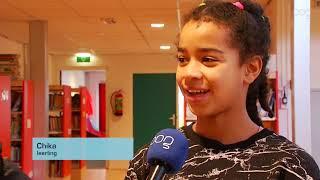 Martijn en Mariëlle hebben 545 kinderfietsen ingezameld