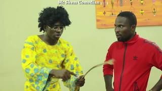 How To Use Toothpaste | MC SHEM COMEDIAN | African Comedy