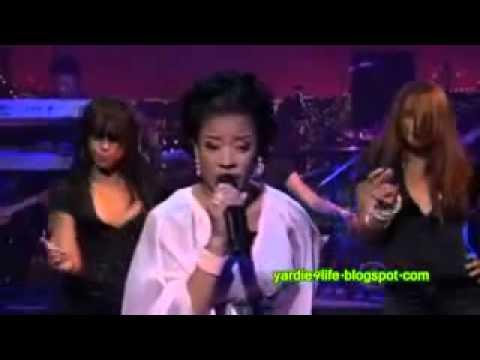 Keyshia Cole   Heaven Sent Live on Letterman 6 19 08