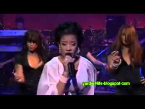 Keyshia Cole   Heaven Sent Live on Letterman 6 19 08
