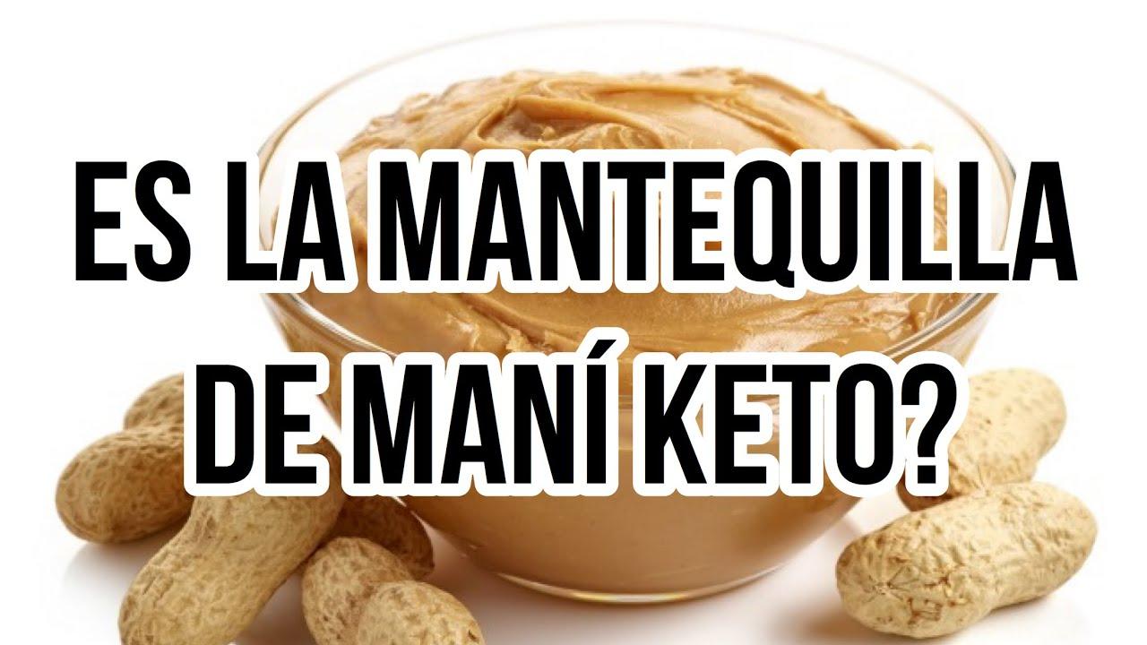 es la dieta cetosis de mantequilla de maní