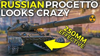 Stronger Lower Plate Than E-50Ms Turret - Object 780 | World of Tanks Объект 780 Preview