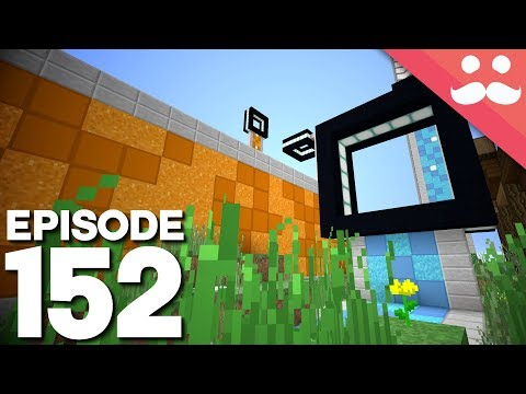 Hermitcraft 5: Episode 152 - IT'S NOT UGLY ANYMORE!