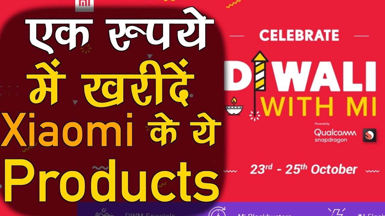 949d95e45 Diwali With Mi Sale Kicks Off With Deals on Xiaomi Redmi Note 5 Pro ...