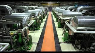 İstanbul'un Çöpgazı Elektrik Üretim Santrali (Ortadoğu Enerji)