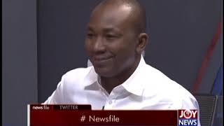 Ghana's Debt Stock Debate - Newsfile on JoyNews (15-6-19)