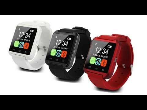 U8 smartwatch review (HD)