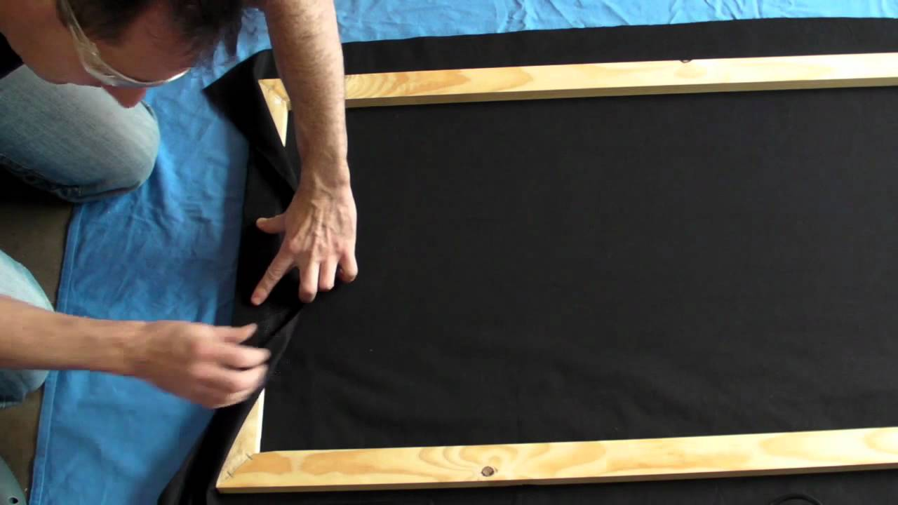 Eevblog 172 diy acoustic sound panels youtube solutioingenieria Gallery