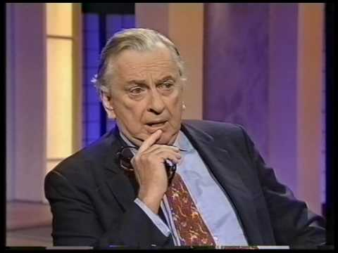 Gore Vidal talks to Clive Anderson