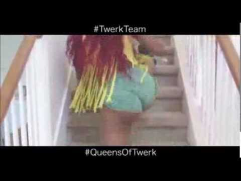 TwerkTeam 2014 quotmy neck my back mixquot YouTube