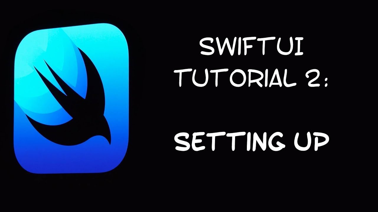 SwiftUI Tutorial 2: Installing Xcode 11 and macOS Catalina