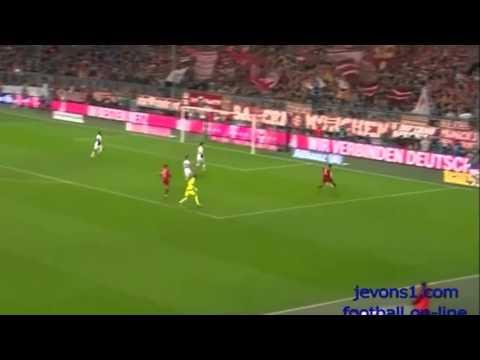 Bayern Munich vs Ingolstadt 2-0 All Goals