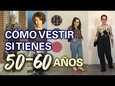 COMO VESTIR A LOS 50-60 AÑOS MODERNA Y SOFISTICADA/ OUTFITS