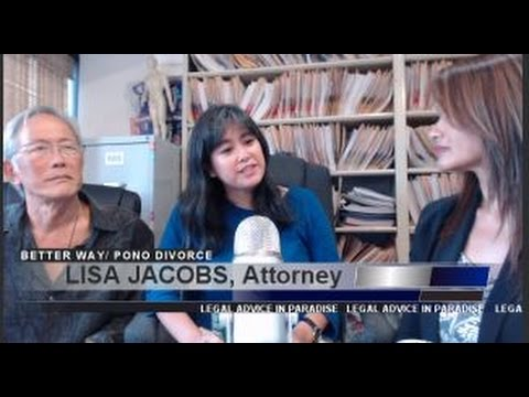 LISA JACOBS What is Collaborative Divorce? Collaborative Hawaii Attorney Episode #36