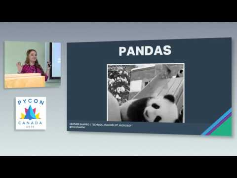 An end to boring data with visualizations (Heather Shapiro)
