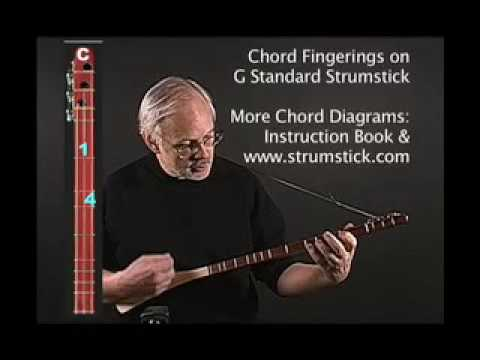 Chords For G Strumsticks G 31 G 29 G 24 Youtube
