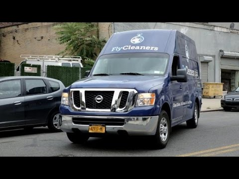FlyCleaners Dry Cleaning at Your Door | Built in Brooklyn