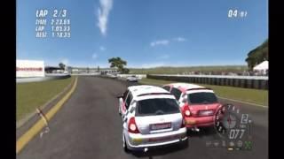 Toca 3 - PS2 vs PC test