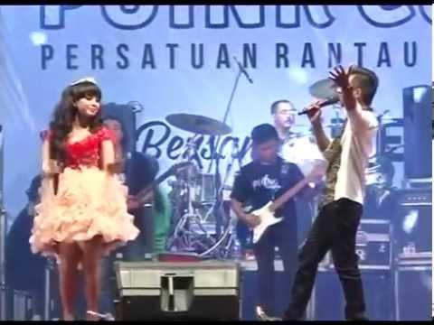 Cover Lagu Duet Terbaru Geryy Mahesa Feat Dwi Ratna Dinding Kaca - New Pallapa 2016