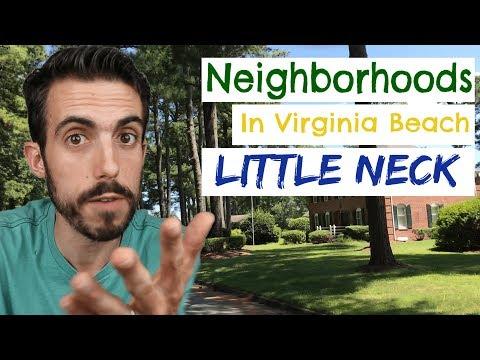 Best Neighborhoods In Virginia Beach - Little Neck