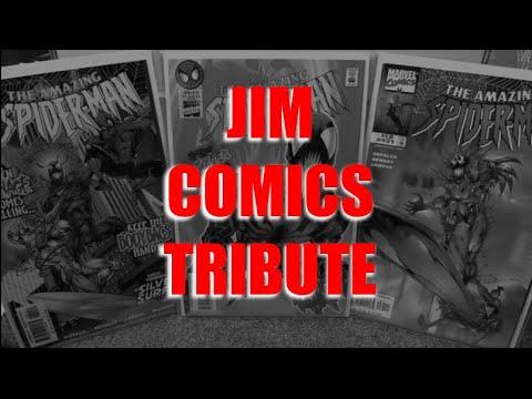 Jim Comics Tribute