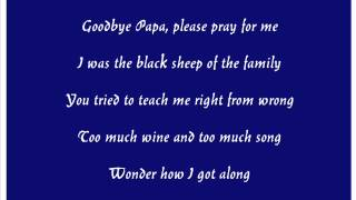 Terry Jacks Seasons InThe Sun With Lyrics - Larry Covers.wmv