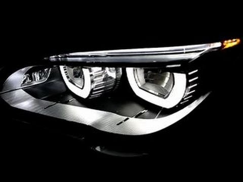 Cnet On Cars Car Tech 101 Shine A Light On Headlight Technology
