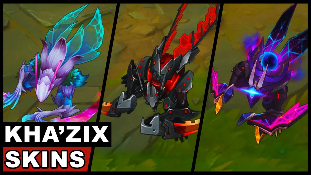 how to get s+ on kha zix