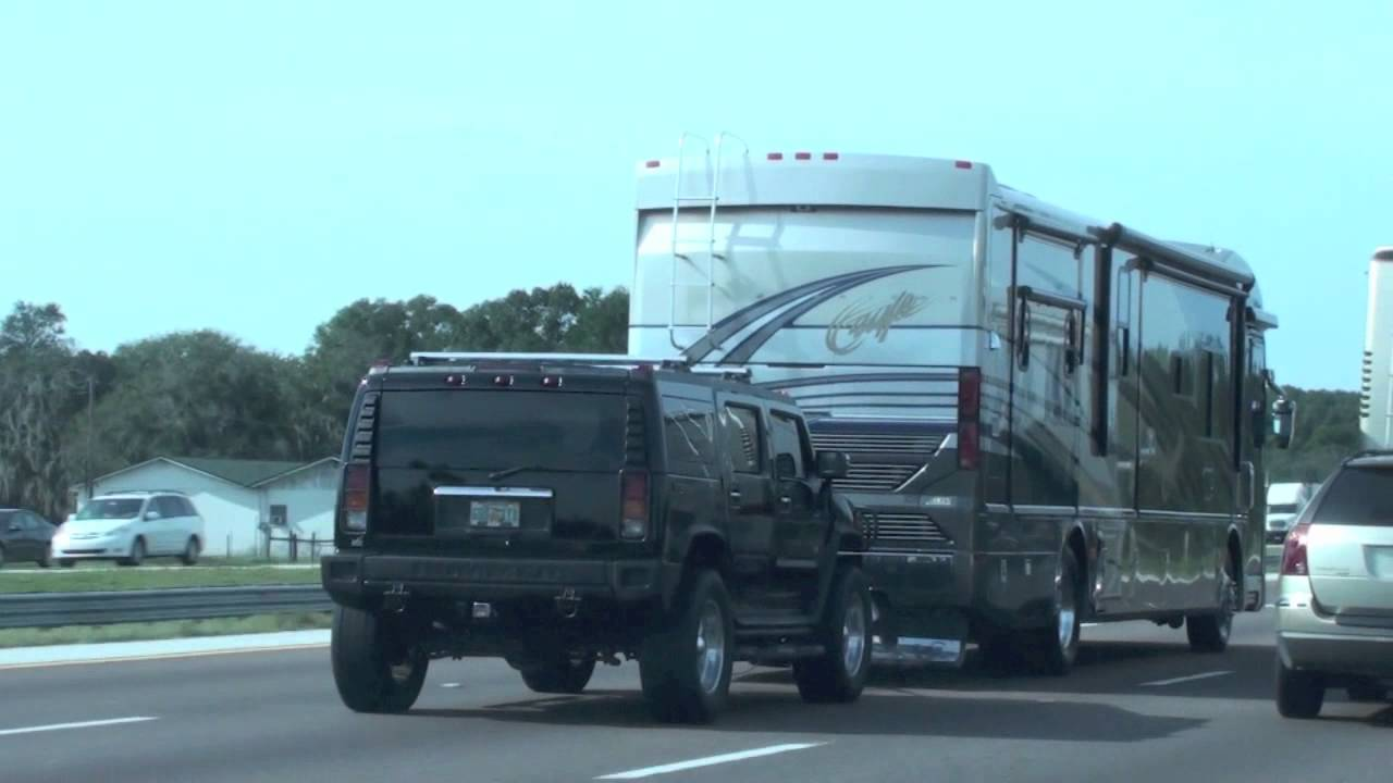 Rv V S Hummer Youtube