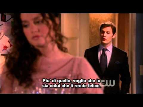 Gossip Girl - Season 4 episode 20 - Blair & Louis - Marry me!!(Sub-Ita)
