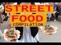 Quick Street food & skills | Stress free COMPILATION!!!!!