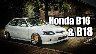 Ultimate Honda B16 & B18 VTEC Sound Compilation
