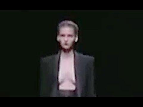 HAIDER ACKERMANN Spring Summer 2013 Paris - Fashion Channel
