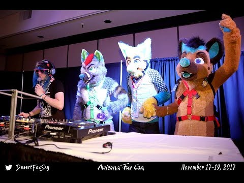Sparx Traxx Live at Arizona Furry Convention 2017
