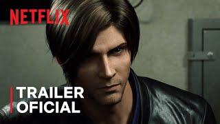 RESIDENT EVIL: No Escuro Absoluto | Trailer oficial | Netflix