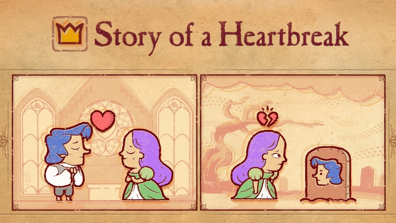 A Charming Puzzle Game Where YOU Write the Story! - Storyteller