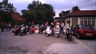 Newark-on-Trent Scooter Club