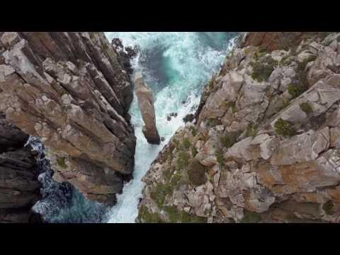 Southern Tasmania by drone [4K]