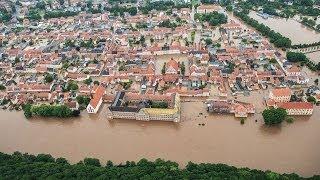 Die Jahrhundertflut 2013 in Bayern
