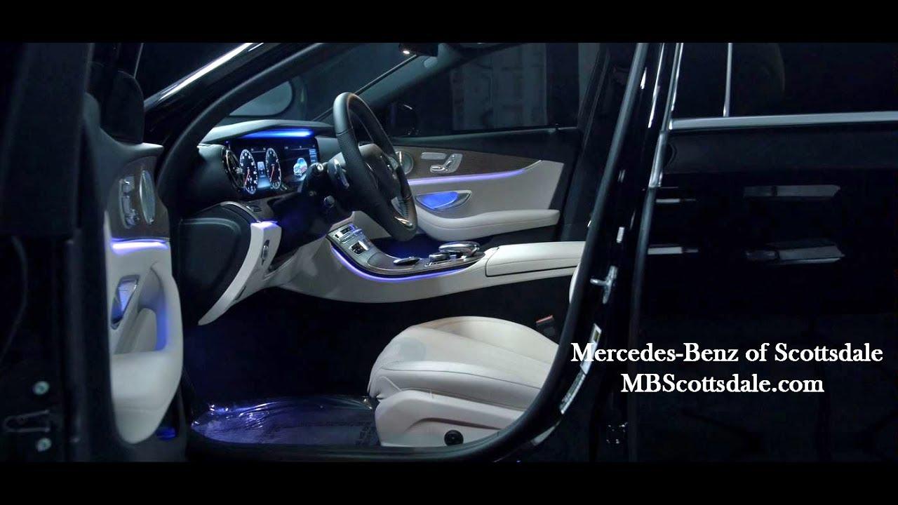Mercedes Benz Of Scottsdale >> 2018 E300 New Upgrades - 2018 Mercedes-Benz E 300 4MATIC ...