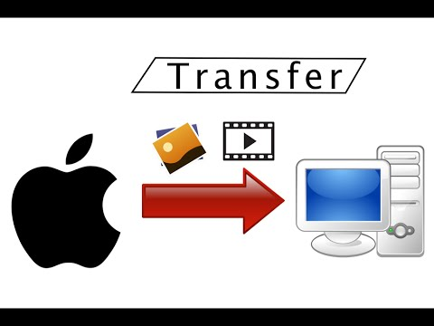 How to transfer photos/videos from iphone to Mac/PC over wifi